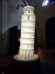 torre di pisa alabastro-pisa