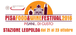 Pisa Food e Wine Festival