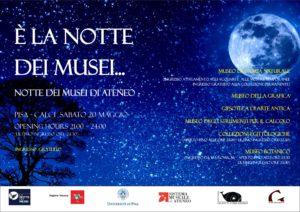 Notte dei Musei Calci Pisa